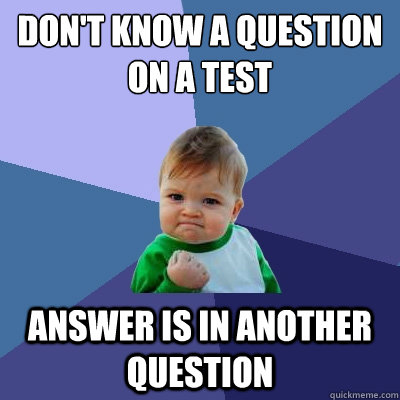 Missed an AS exam, what happens?